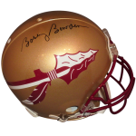 Bobby Bowden Autographed Florida State FSU Seminoles Authentic Pro Line Helmet