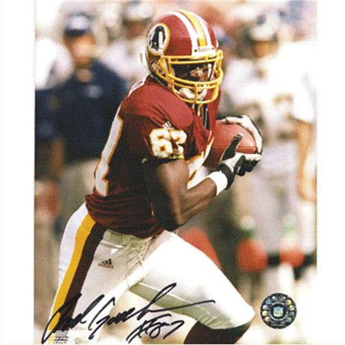 Rod Gardner Autographed Washington Redskins 8x10 Photo