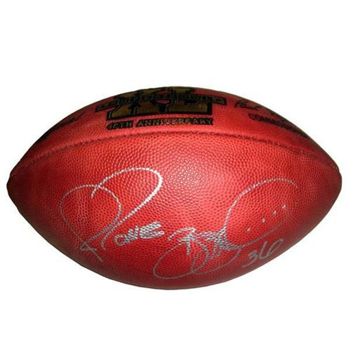 dd2c60116 Jerome Bettis Autographed NFL (Super Bowl XL) Game Football