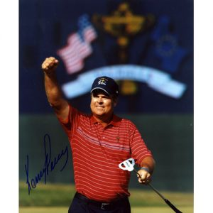 Kenny Perry Autographed (2008 Ryder Cup) 8x10 Photo