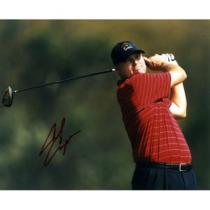 Chad Campbell Autographed (2008 Ryder Cup) 8x10 Photo