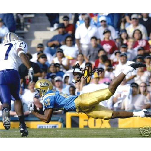 Craig Bragg Autographed UCLA Bruins (Horiz) 8x10 Photo