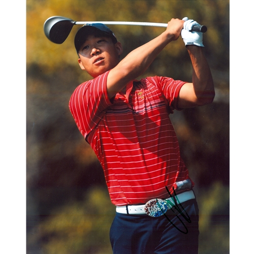 Anthony Kim Autographed (Ryder Cup) 8x10 Photo