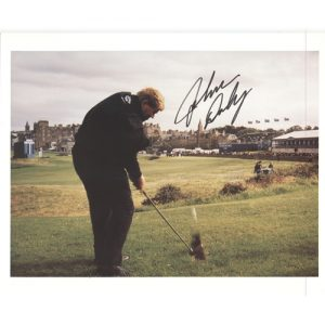 John Daly Autographed (St. Andrews) 8x10 Photo