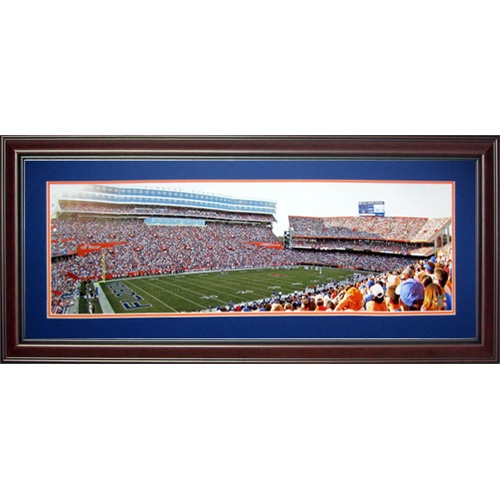 University of Florida Gators (Photoramic) Deluxe Framed Panoramic Photo