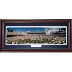Penn State University Nittany Lions (30 Yard Line) Deluxe Framed Panoramic Photo