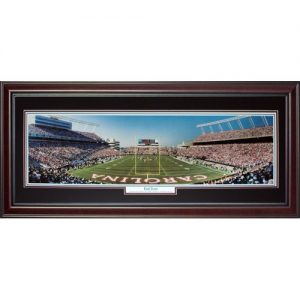 University of South Carolina Gamecocks (End Zone) Deluxe Framed Panoramic Photo
