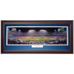 Indianapolis Colts (Super Bowl XLI) Deluxe Framed Panoramic Photo