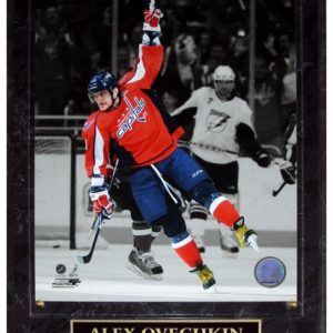 Alex Ovechkin Washington Capitals (Spotlight) Licensed 8x10 Photo Plaque