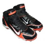 Miguel Tejada Autographed Game-Used (2010) Pair of Cleats – Both Cleats Signed