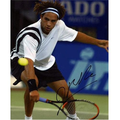 James Blake Autographed Tennis 8x10 Photo