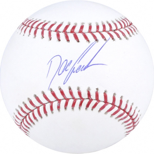 Dwight Gooden Autographed ONL Baseball