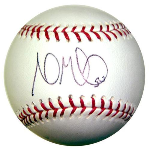 Andrew Miller Autographed MLB Baseball