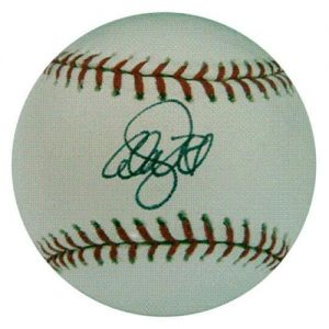 Adam Wainwright Autographed MLB Baseball