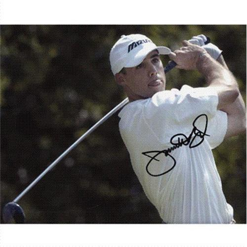 Jonathan Byrd Autographed (Horiz) 8x10 Photo