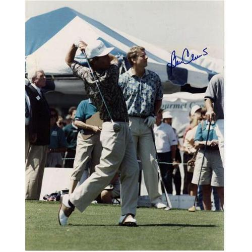 Ben Crenshaw Autographed 8x10 Photo
