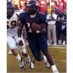 Mike Bell Autographed Arizona Wildcats 8×10 Photo