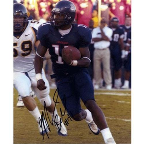 Mike Bell Autographed Arizona Wildcats 8x10 Photo