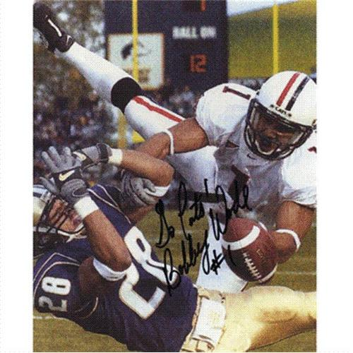Bobby Wade Autographed Arizona Wildcats 8x10 Photo