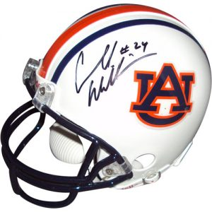 "Carnell ""Cadillac"" Williams Autographed Auburn Tigers Mini Helmet"