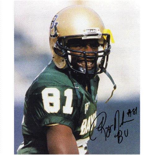 Reggie Newhouse Autographed Baylor Bears 8x10 Photo