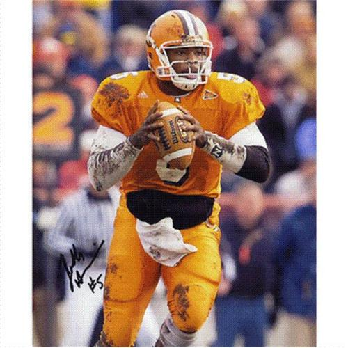 Josh Harris Autographed Bowling Green Falcons 8×10 Photo