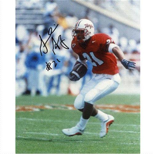 Giulian Gary Autographed Maryland Terrapins 8x10 Photo