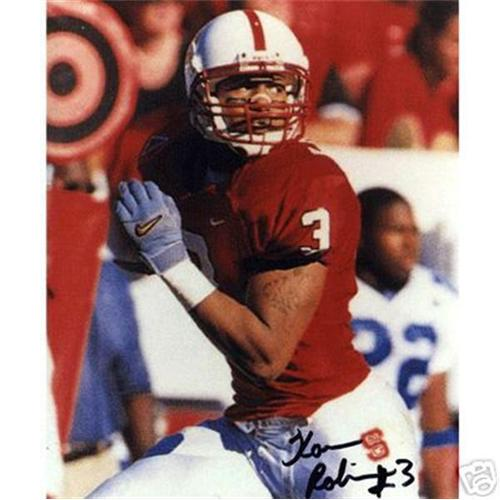 Koren Robinson Autographed North Carolina NC State Wolfpack 8x10 Photo