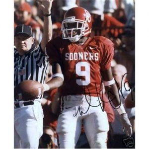Mark Clayton Autographed Oklahoma Sooners (TD Celebration) 8x10 Photo