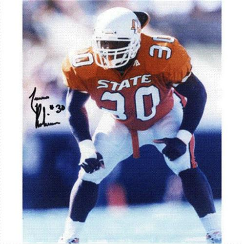 Terrence Robinson Autographed Oklahoma State Cowboys 8x10 Photo