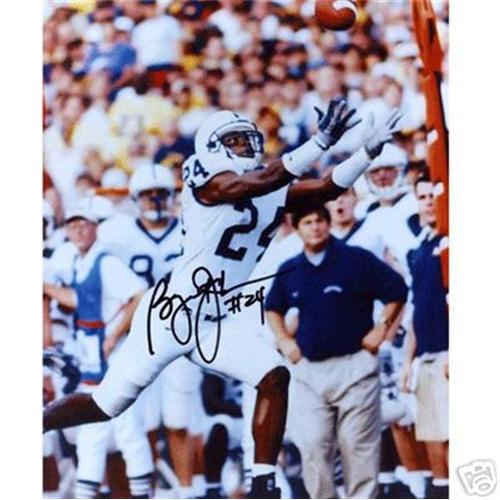 Bryant Johnson Autographed Penn State Nittany Lions 8x10 Photo