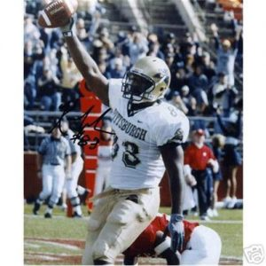 Kris Wilson Autographed Pittsburgh Panthers 8x10 Photo