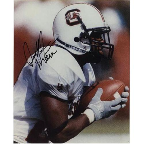 Derek Watson Autographed South Carolina Gamecocks 8x10 Photo