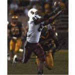 Alex Smith Autographed Stanford Cardinal (White Jersey) 8×10 Photo