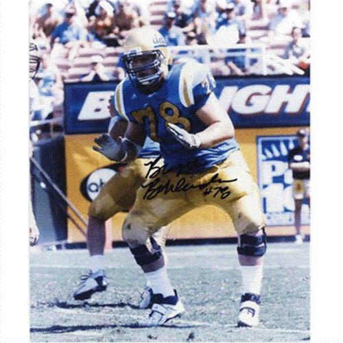 Bryce Bohlander Autographed UCLA Bruins 8x10 Photo