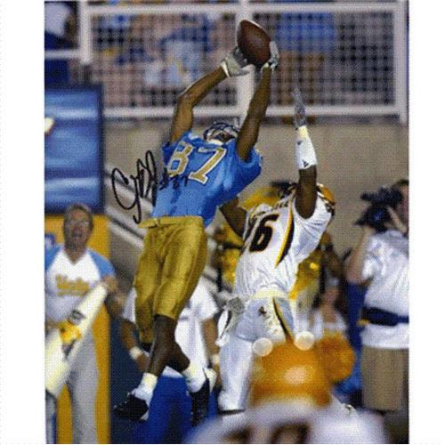Craig Bragg Autographed UCLA Bruins 8x10 Photo