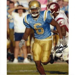 Matt Clark Autographed UCLA Bruins 8x10 Photo
