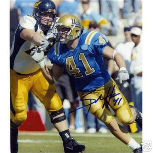 Spencer Havner Autographed UCLA Bruins 8x10 Photo