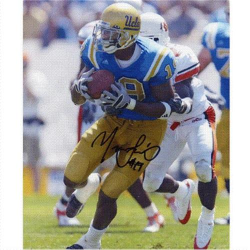 Marcedes Lewis Autographed UCLA Bruins 8x10 Photo