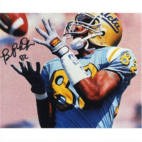 Brian Poli-Dixon Autographed UCLA Bruins 8x10 Photo