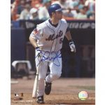 David Wright Autographed New York Mets (HR Swing) 8×10 Photo