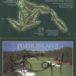 Michael Campbell Autographed Pinehurst No. 2 Golf Scorecard – 2005 U.S. Open Champion