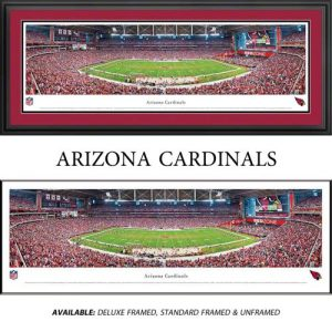 Arizona Cardinals Framed Stadium Panoramic