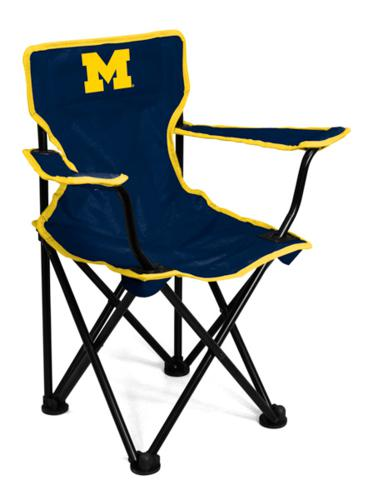 Michigan Wolverines Toddler Tailgating Chair