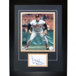 "Brooks Robinson Autographed Baltimore Orioles ""Signature Series"" Frame"