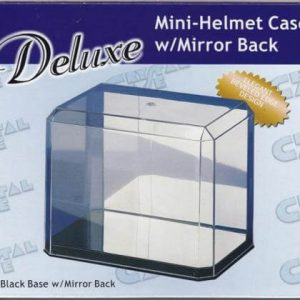 ProTech Mini Helmet Economy Display Case w/ Nameplate