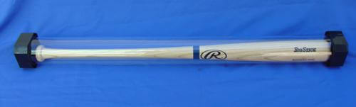 ProTech Baseball Bat Economy Display Case w/ Nameplate