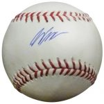 Wil Myers Autographed Official MLB Baseball – MLB Holo