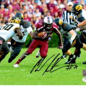 Marcus Lattimore Autographed South Carolina Gamecocks 8x10 Photo