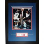 "Lute Olson Autographed Arizona Wildcats ""Signature Series"" Frame"